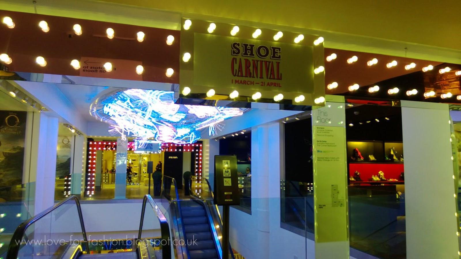 Selfridges Shoe Carnival Selfridges Shoe Carnival new pics