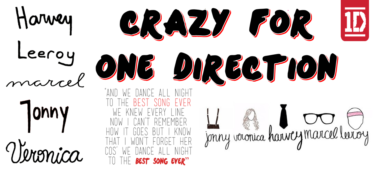 Crazy For One Direction BR