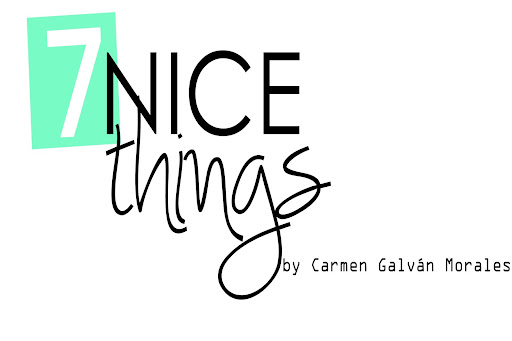 Seven nice things