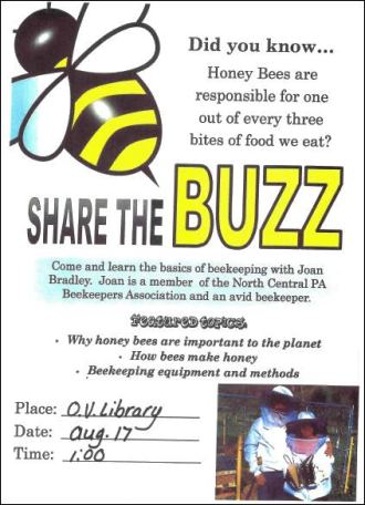 8-17 Share The Buzz