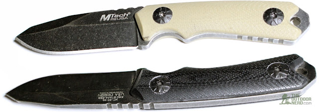 MTech MT-20-30 Fixed Blade Knife - Gallery 9