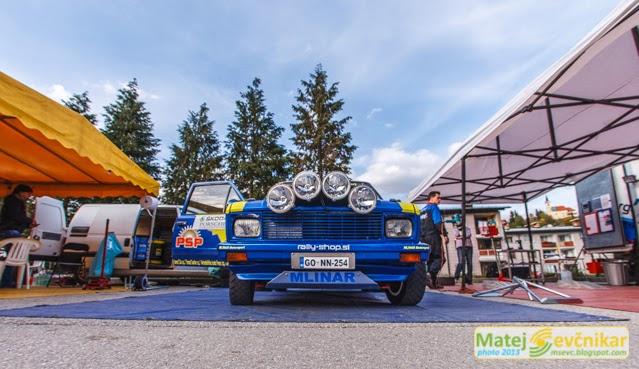 7. Rally Idrija 2013