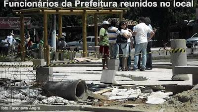 Funcionários da PMAR a serviço de Fernando Jordão