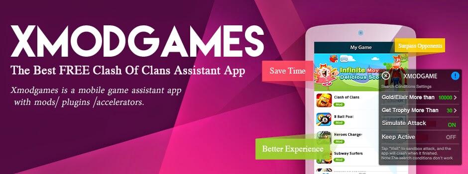 Aplikasi XMODGAMES APK 1.1.3 Terbaru