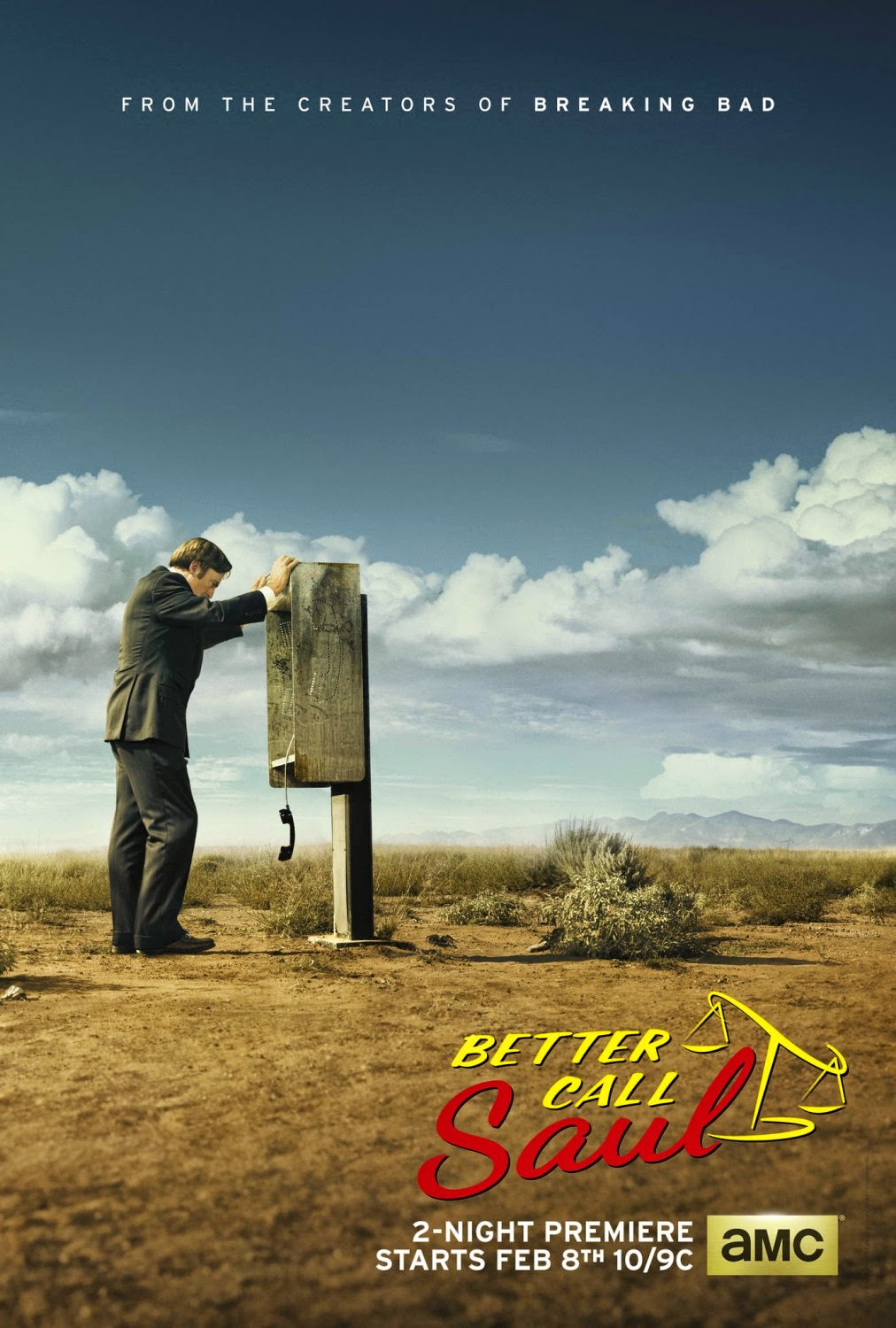 Better Call Saul Teaser Television Poster