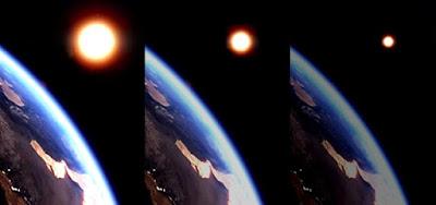 Hipernovas: O Que Aconteceria se a Terra se Desprendesse da Gravidade do Sol e Seguisse Errante Pelo Espaço? [Artigo]