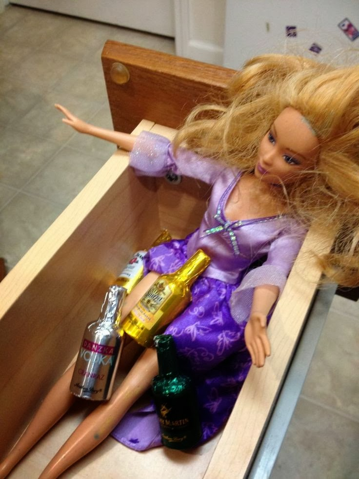 Not Your Typical Trophy Wife: Tired of Elf on the Shelf?