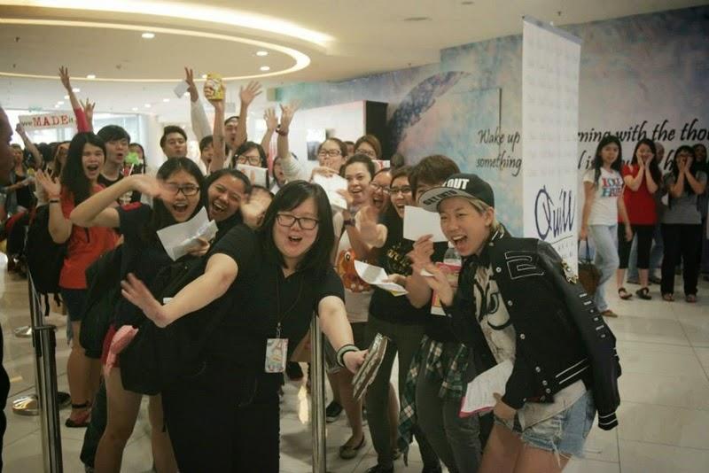 TIKET, BIGBANG, 2015, Malaysia, konsert, Quill City Mall