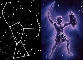 Constelación y mito