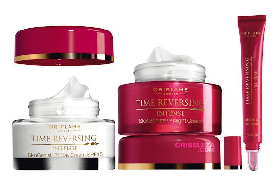 Time Reversing Intense SkinGenistII ™ da Oriflame