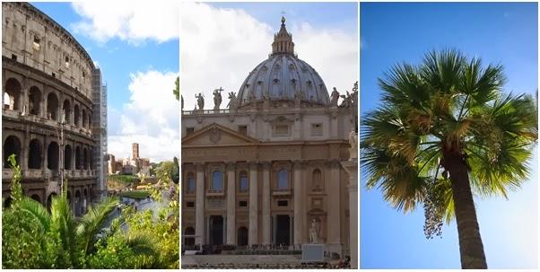 Jesienny Rzym na zdjęciach