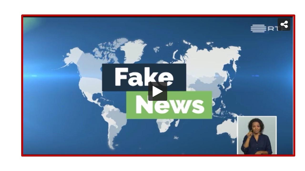 """O QUE SÃO """"FAKE NEWS"""":"""