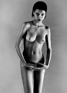 Adriana Lima fotografiada por Darren Keith