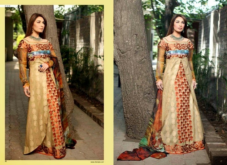 Designer Embroidered Ready To Wear Collection