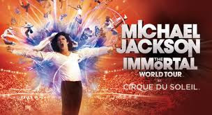 Michael Jackson the Immortal World Tour Cirque Du Soleil Target Center Minneapolis