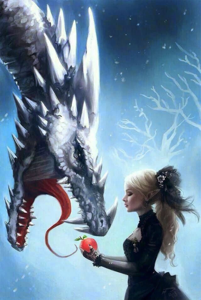 Snow And Ice dragon