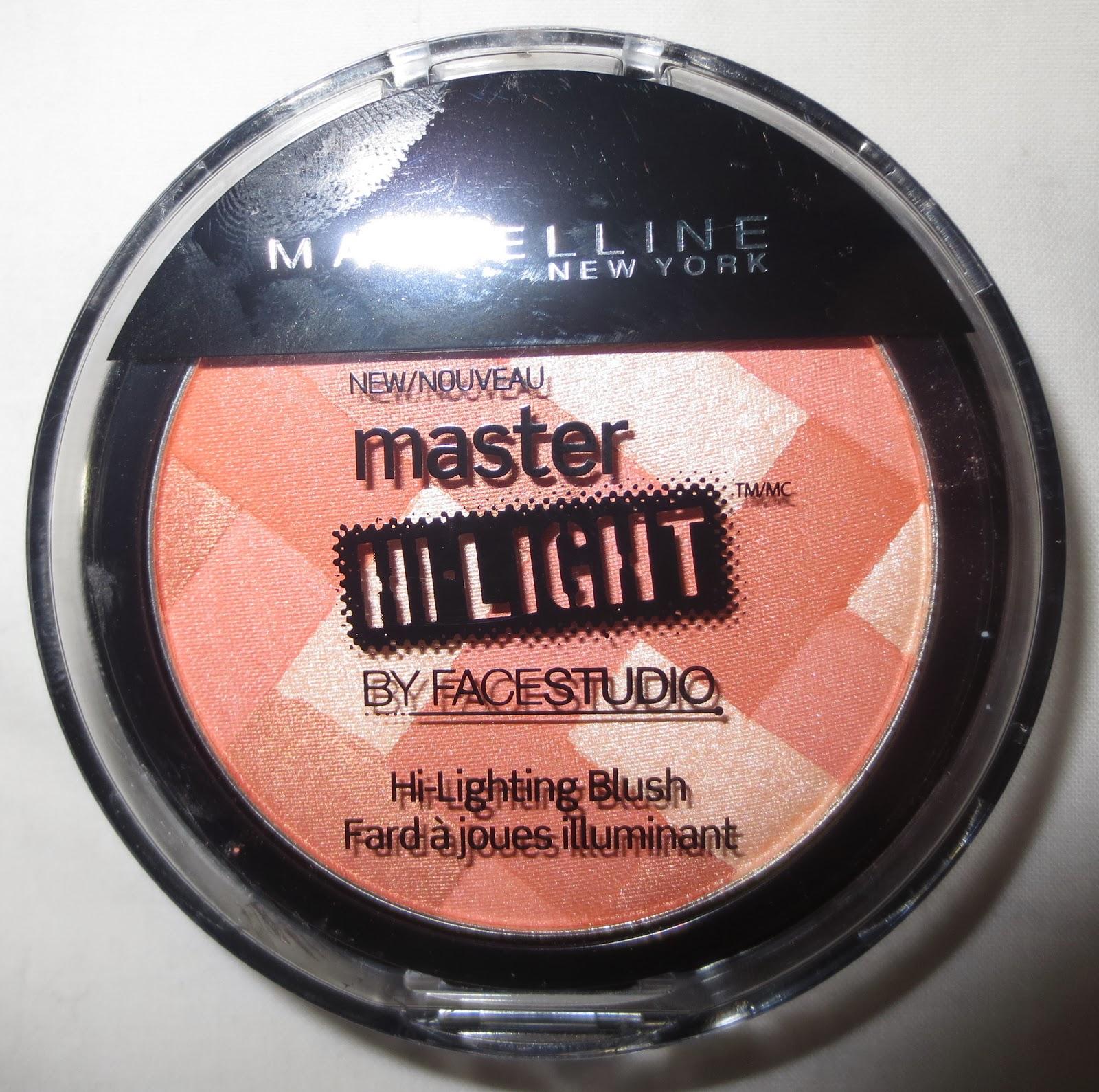 Maybelline Master Hi-Light in Coral