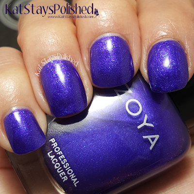 Zoya Paradise Sun - Isa | Kat Stays Polished