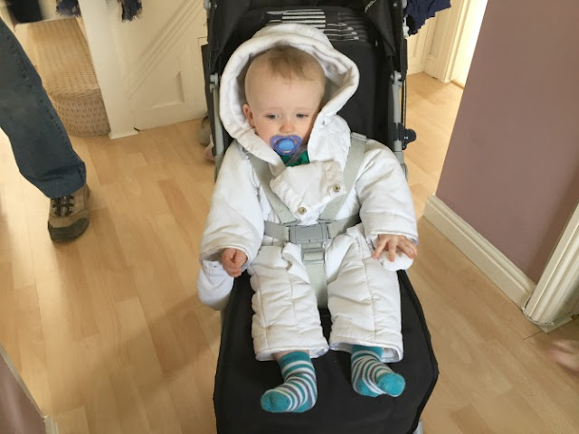 Off out for a walk