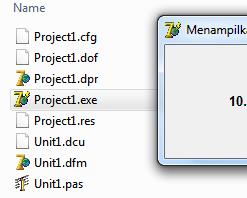 Source Code Program Cara Menampilkan IP Di Borland Delphi 7