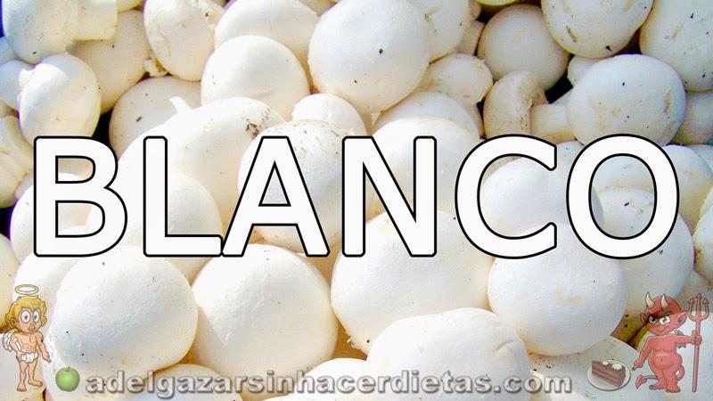 Beneficios de los vegetales según su color - Blanco