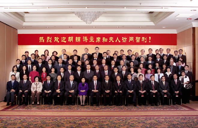 Delegación China Apec 2004