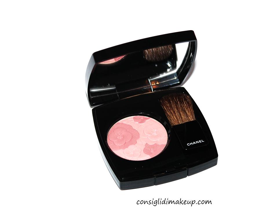 recensione blush camelia rosè chanel