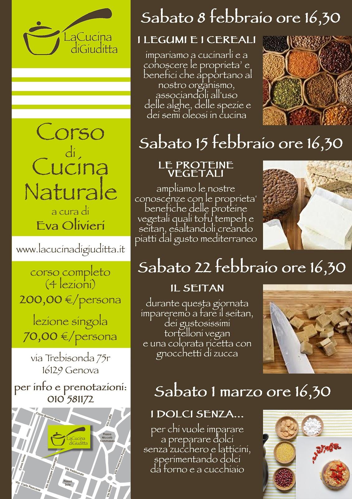 la cucina energetica di eva naturalmente vegan: corsi - Corsi Cucina Modena
