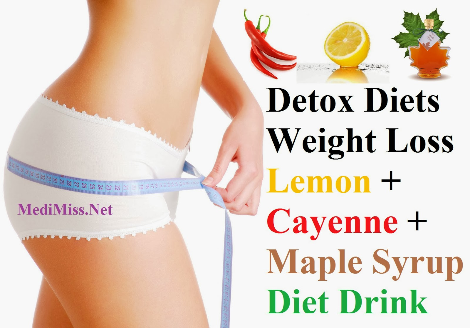 detoxing diets weight loss