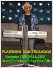 FLAVINHO DOS TECLADOS - SOBRAL