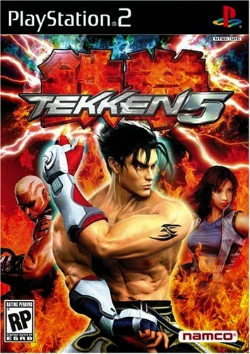 Game Tekken 5