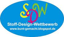 Stoff - Design -Wettbewerb