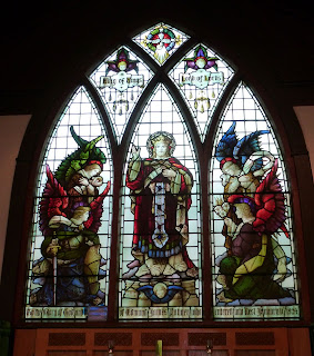 Window - St. Michale and All Angels - Chemainus B.C.