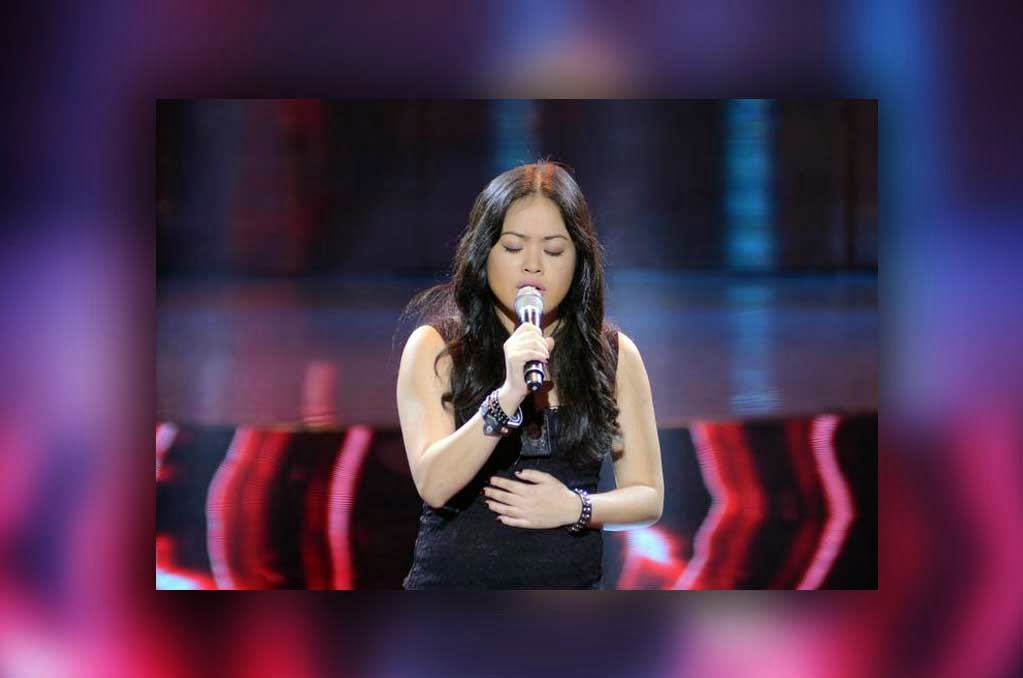 Tanya Diaz Receives a 4 chair turn for her performance on The Voice Of The Philippines Season 2