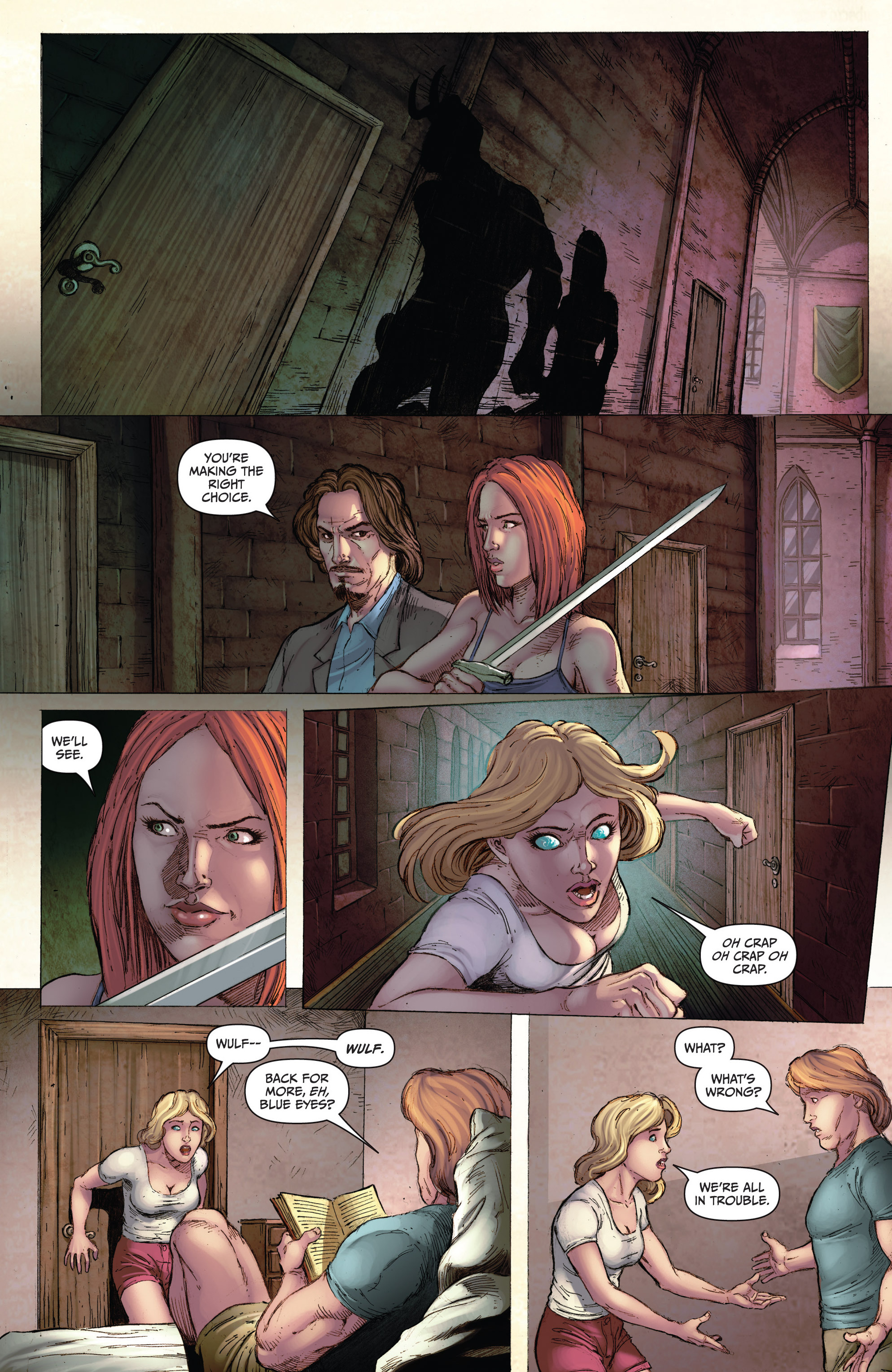 Grimm Fairy Tales (2005) Issue #103 #106 - English 20