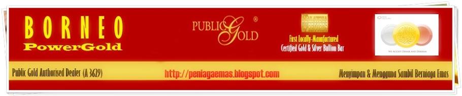 PENIAGA EMAS | Borneo PowerGold