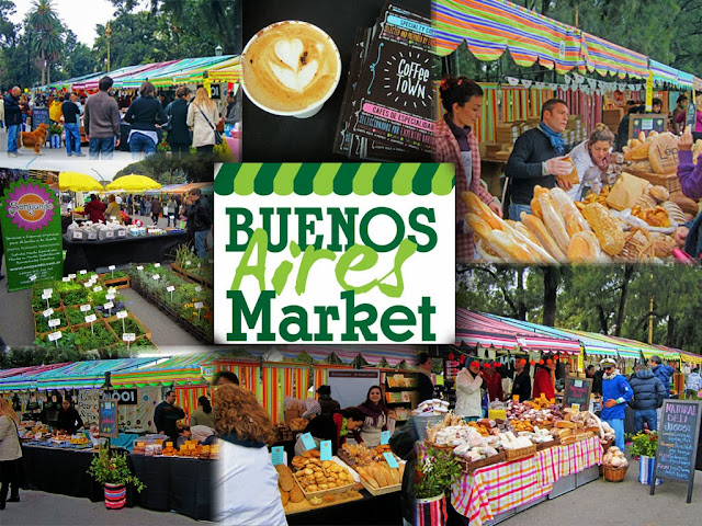 Buenos Aires Market