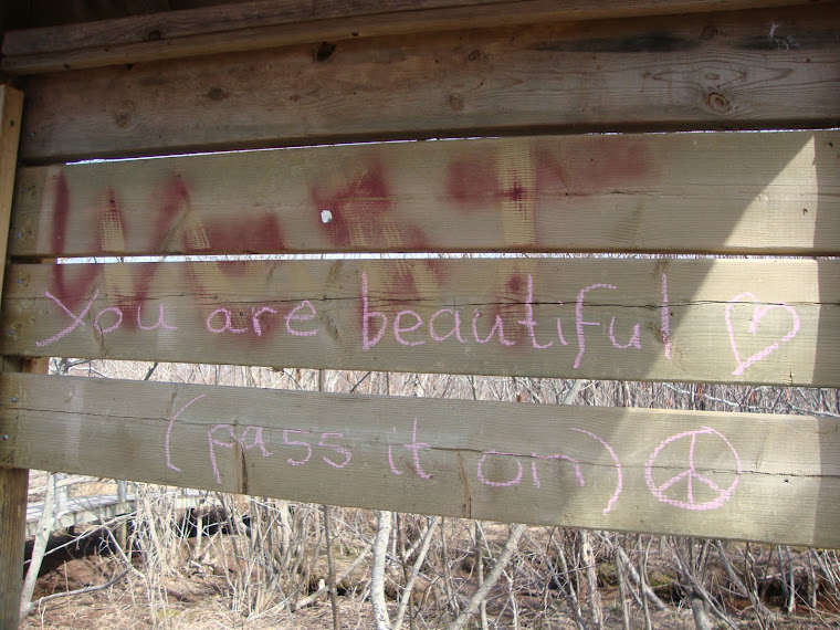 .. you are beautiful ~ pass it on xx