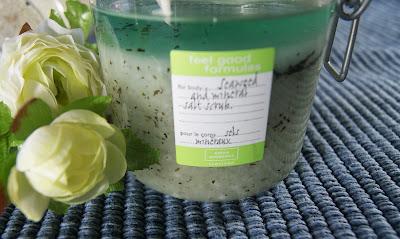 Arran Aromatics Seaweed & Mineral Salt Scrub Review