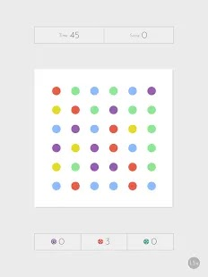 Dots for iOS and Android devices, a whole new way to pass your time, be warned, its super addictive