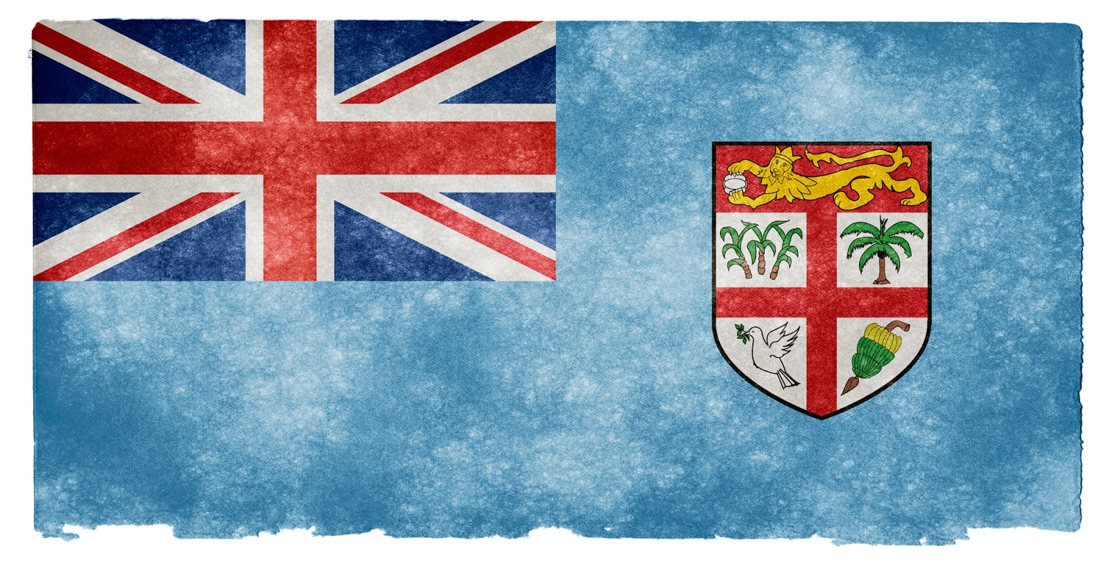Flag Of Fiji Fijian Flags Image Source From This
