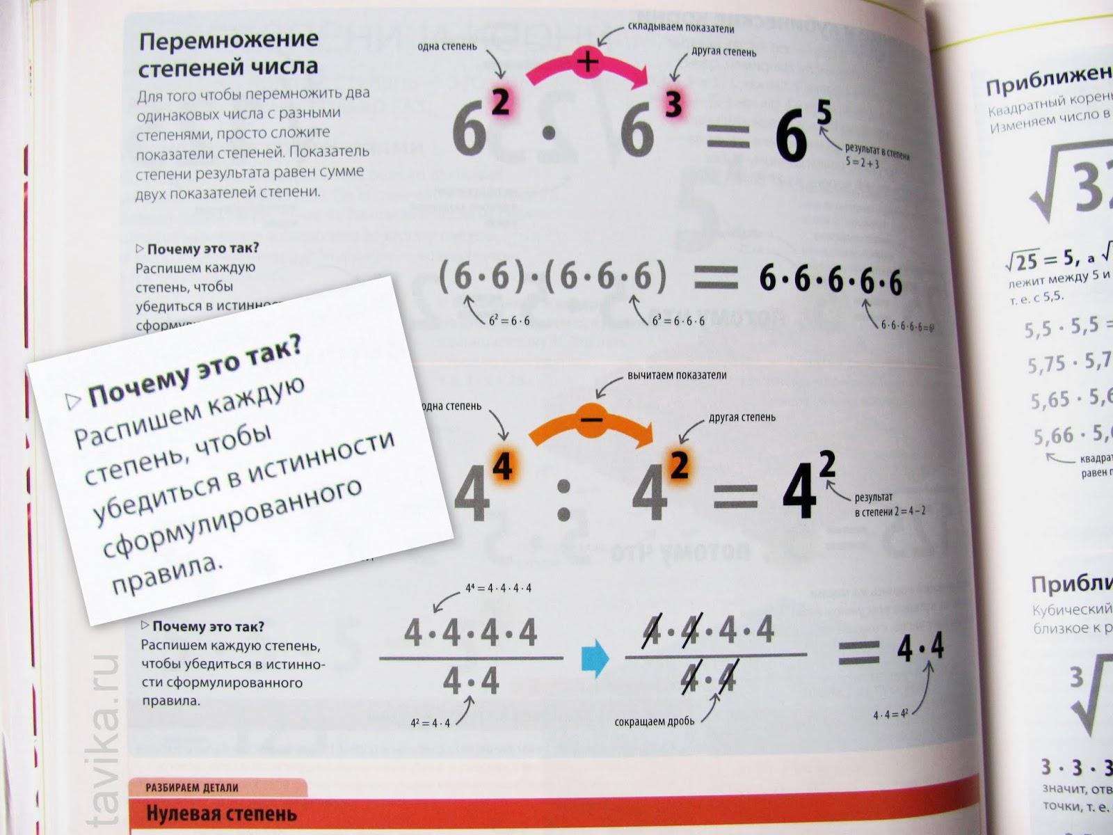 Как объяснить ребенку математику. Пособие от МИФ