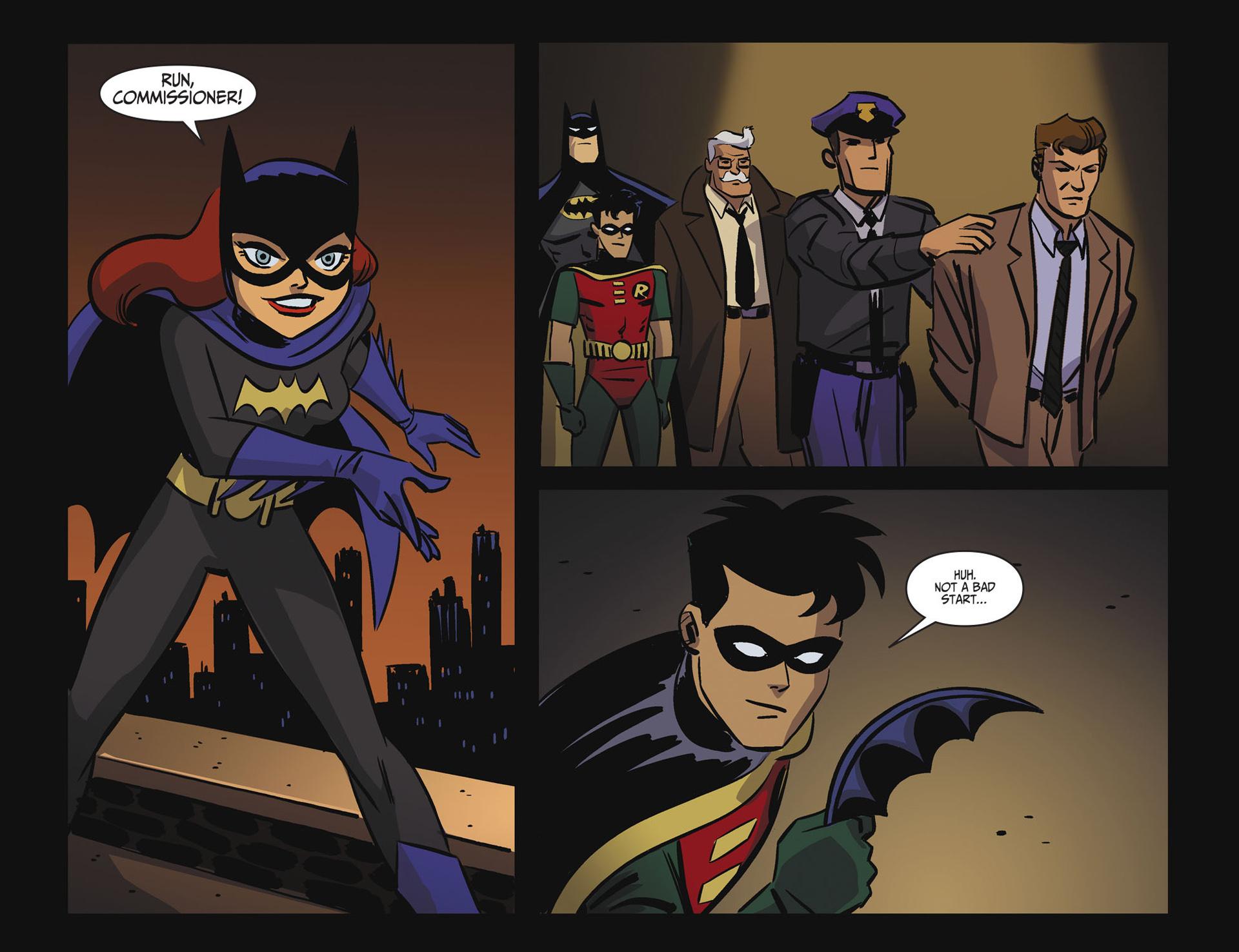 Batman Beyond 2.0 #16 #25 - English 18