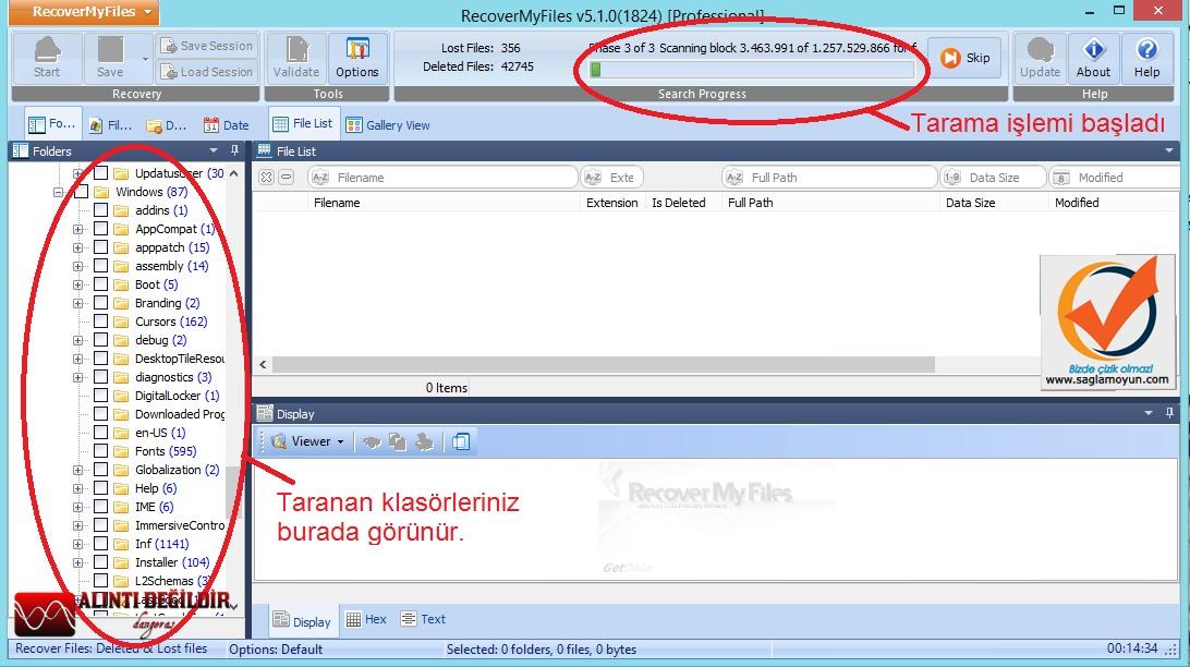 Recover my Files v521 License key Crack Full version free