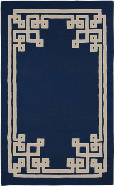 Lulu & Georgia Adalyn Rug in Navy