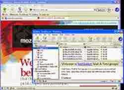 Free Download Web Browser SeaMonkey 2.31 Beta 1