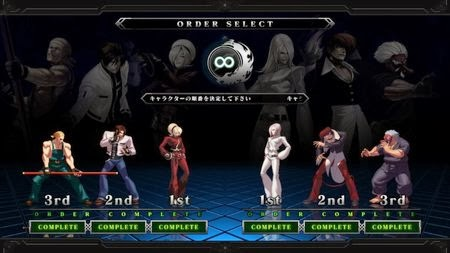 The King Of Fighters XIII 2013