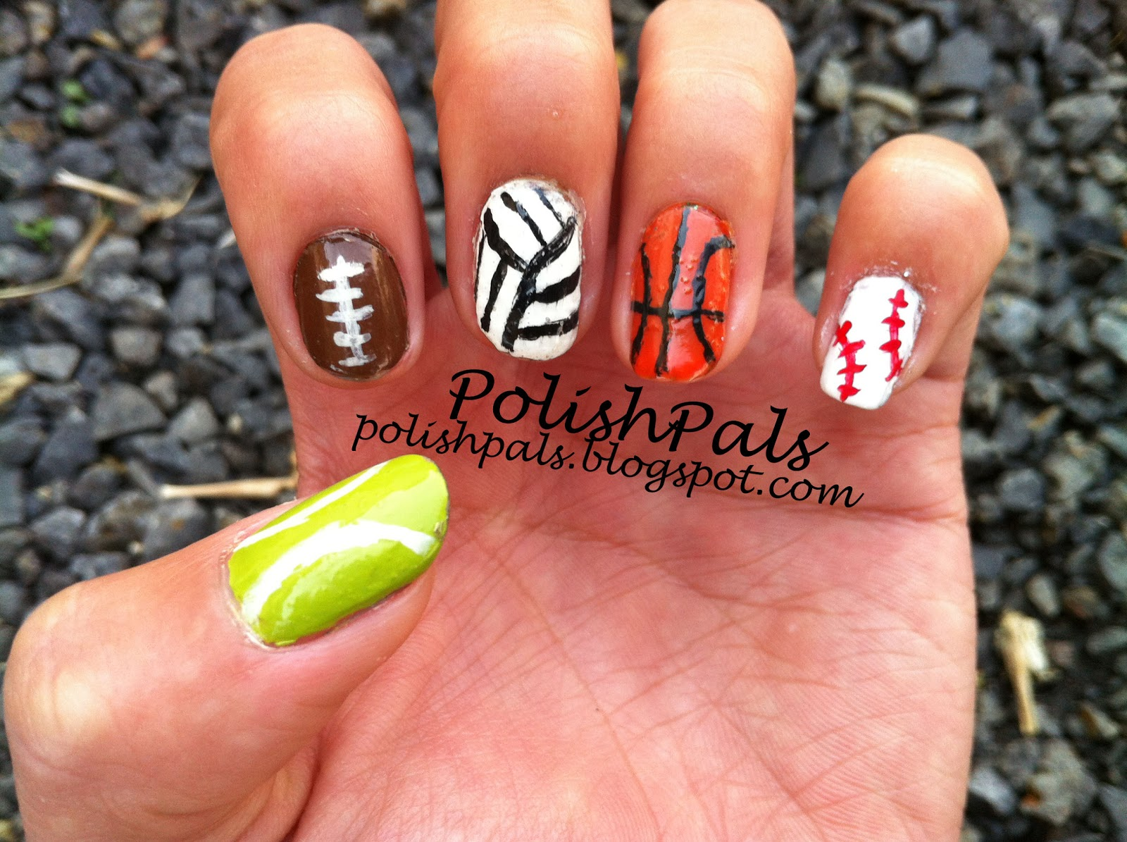 The Breathtaking Easy to do nail tip designs Photograph