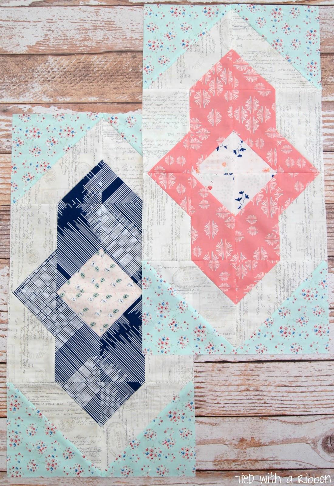 Locket Quilt Pattern