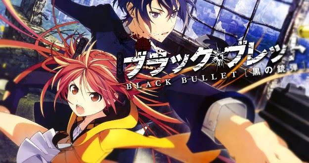 OST BLACK BULLET